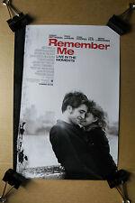"Remember Me Movie Poster (11.5"" X 17"") Robert Pattinson, Emilie de Ravin"