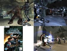 Star Wars Republic Commando Force como nuevo