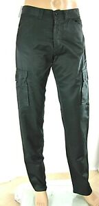 Pantaloni Uomo Jeans FAITHLESS Made in Italy D598 Grigio Lucido Tg 32 33 34