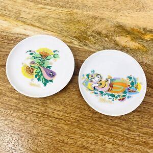 Vintage Rosenthal Bjorn Wiinblad Small Dish Plates
