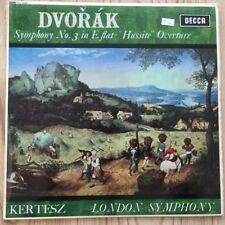 SXL 6290 Dvorak Symphony No. 3, etc. / Kertesz / LSO W/B