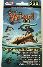Wizard 101 Fantastic Voyage Gauntlet - NEW! - Fantastic Voyage Expedition