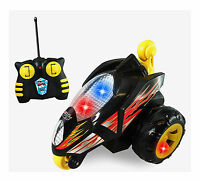 Radio Remote Control Car Stunt Twisterz RC IR Stunt Hawk Ages 8+ Toy Boys Girls
