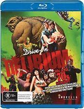 Drive-In Delirium - Hi Def Hysteria-60's & 70's -  BLU RAY - Sealed Region B