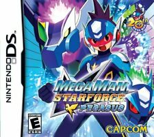 Megaman Starforce Pegasus NDS 2DS Nintendo DS Video Game Original UK Release