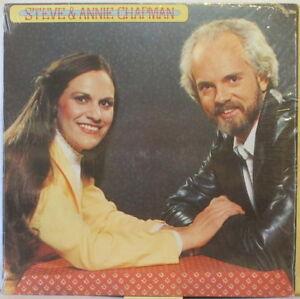 STEVE & ANNIE CHAPMAN s/t LP Xian Folk, ex-Dogwood members – In Shrink Wrap