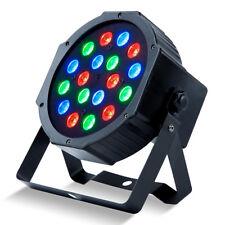 Ibiza Light 18W Indoor LED PAR Floor Truss DJ Light Lighting Effect RGBW DMX