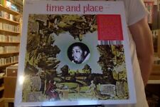 Lee Moses Time and Place LP sealed vinyl reissue RE