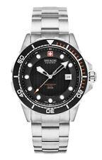 Swiss Military Hanowa NEPTUNE DIVER Silver Men's Quartz Watch 06-5315.04.007