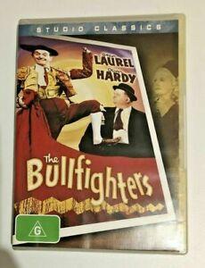 THE BULLFIGHTERS  Laurel & Hardy   REGION 4 NEW & SEALED