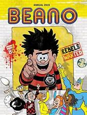 BEANO Annual 2019 By DC Thompson New Hardback Dennis Gnasher & Friends Xmas Gift