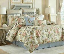 Croscill Home Carlotta KING Comforter Set Floral Multi *NEW*