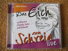 Musik CD Das Eich Zum Schreia Live Comedy Satire Kabarett Kulmbach Oberfranken