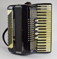 Vintage 1950s Excelsior 245 Piano Accordion with Case - No Reserve Vm-100