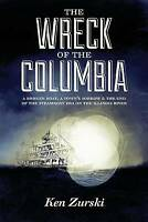 The Wreck of the Columbia, Like New Used, Free P&P in the UK