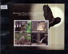 /// TONGA - MNH - OWLS