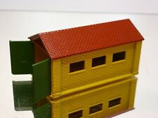 MATCHBOX LESNEY ACCESSORY PACK 3 GARAGE - YELLOW - VERY GOOD CONDITION