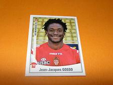 279 J-J. GOSSO ROCHER AS MONACO LOUIS II PANINI FOOT 2011 FOOTBALL 2010-2011