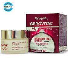 Gerovital H3 Evolution Regenerating Lifting Cream 30+ Night Care