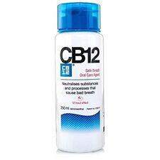 CB12 MINT-MENTHOL MOUTHWASH - 250ML