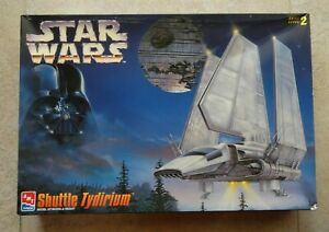 INCREDIBLE - Star Wars Shuttle Tydirium Model Kit AMT/ERTL - BIG KIT