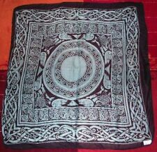 Celtic Altar Tarot Cloth Cotton Wicca Pagan New Design
