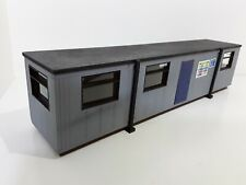 Laser Cut 1:32 Scale Farm Site Office Portakabin Wooden Kit Britains and Siku