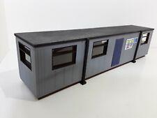Laser Cut 1:32 Scale Farm Site Office Portakabin Wooden Kit Britains and Siku