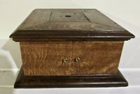 Victrola Cabinet Only For Table Model VV-VI  Great Quarter Sawn Oak