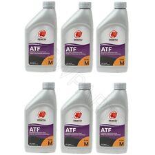 Set of 6 Quarts Auto Trans ATF Type M Oil Fluids Idemetsu for Ford Mazda Mercury