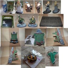 Lord of the Rings/Hobbit Job Lot divers objets-Figures