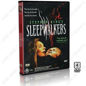 Sleepwalkers DVD : (1992) Stephen King Movie : Brand New