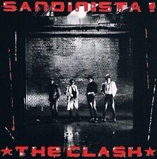 THE CLASH - SANDINISTA!  3 VINYL LP NEU