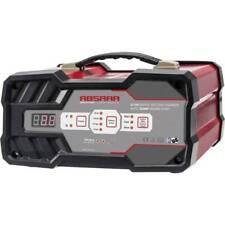 ABSAAR AB JS012 6V/12V 12A Smart Battery Charger Lead Acid, VRLA AGM GEL Battery