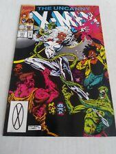 Uncanny Xmen #291 (Aug 92 Marvel) August 1992