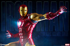 Sideshow Collectibles IRON MAN AVENGERS ASSEMBLE EXCLUSIVE Statue Figure Marvel