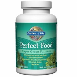 Perfect Food 75 Caplets  by Garden of Life