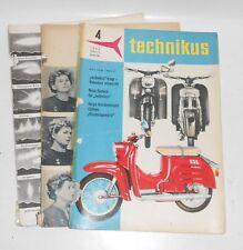 Technikus 4 / 1964 DDR Magazin Naturwissenschaft Technik !