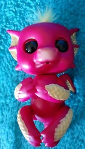 """Fingerlings Red DRAGON 5"""" Electronic Toy"""