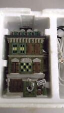 "Dept 56 ""The Flat Of Ebenezer Scrooge"" Version #1 #55875- Dickens Village"