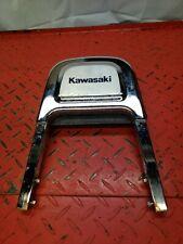 1993 Kawasaki Vulcan EN 500 A EN500A Rear Back Rest / Sissy Bar Assembly