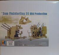 Dragon Models 71439, 2cm Flakvierling 38, mid- production