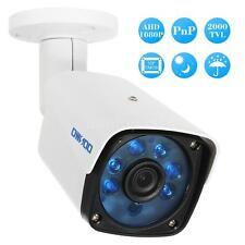 Outdoor Waterproof 2000TVL 1080P 2MP AHD CCTV Security Camera System NTSC E4Z3