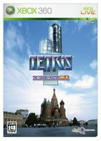 USED Xbox360 Tetris The Grand Master Ace 90423 JAPAN IMPORT