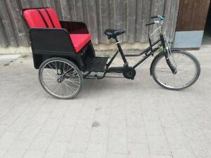 Rikscha Riksha Bike Fahrrad