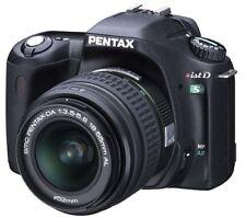 Pentax * Ist Ds Lens Kit Digital Single-Lens Reflex Camera [Da18-55 / 3.5-5. F/S