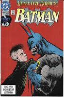 1993 Detective Batman #655 NM/MN DC Comics FREE BAG/BOARD