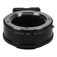 Fotodiox Pro Adapter Minolta Rokkor (SR/MD/MC) Lenses to Canon RF (EOS-R) Body