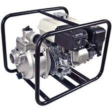 2 Semi Trash Pump 158 Gpm 35 Hp 12 Solid Aluminum Honda Gx Engine
