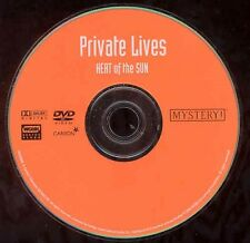 Mystery DVD Heat Of The Sun Private Lives MYSTERY! WGBH NO CASE